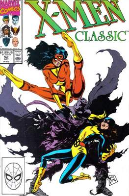 Classic X-Men / X-Men Classic (Comic Book) #52