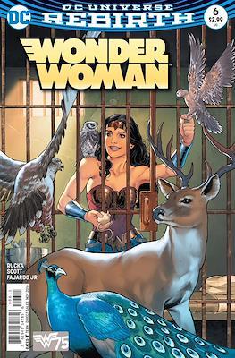 Wonder Woman Vol. 5 (2016-) (Comic book) #6