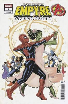 Empyre Aftermath - The Avengers (Variant Cover) (Comic Book) #1.2