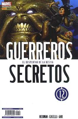 Guerreros secretos (2009-2012) (Grapa) #12