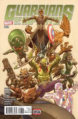 Guardians of Infinity (Comic-book) #8