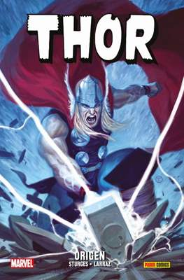 Thor: Origen. 100% Marvel HC (Cartoné 120 pp) #