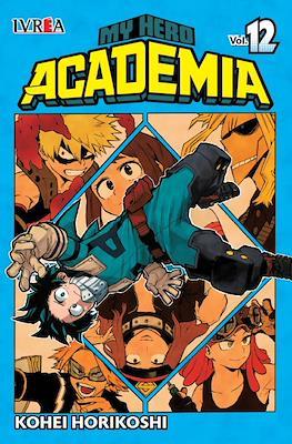 My Hero Academia (Rústica con Sobrecubierta) #12