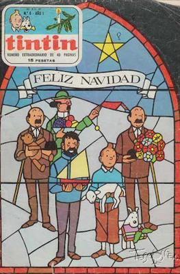Tintin (Grapa 20 pags.) #6