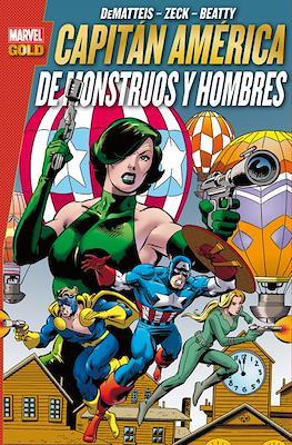 Capitán América. Marvel Gold (Rústica con solapas) #9