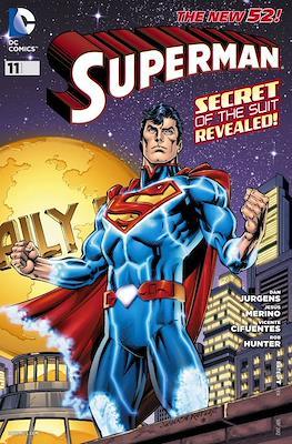 Superman (2011-) (Digital) #11