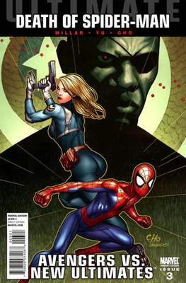 Ultimate Avengers vs. New Ultimates Vol. 1 (Variant Covers) #3