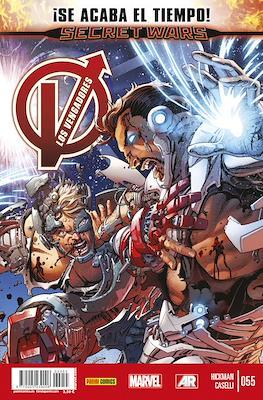 Los Vengadores Vol. 4 (2011-) (Grapa) #55