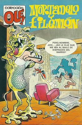 Colección Olé! 1ª etapa (Rústica 64 pp) #36
