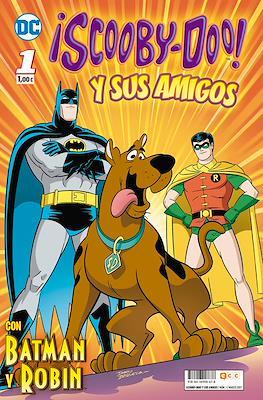 ¡Scooby-Doo! y sus amigos #1