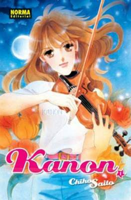 Kanon (Rústica con sobrecubierta) #1