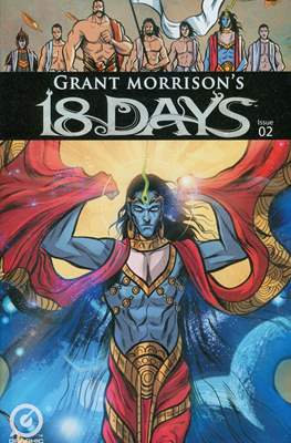 Grant Morrison's 18 Days (Comic-book) #2