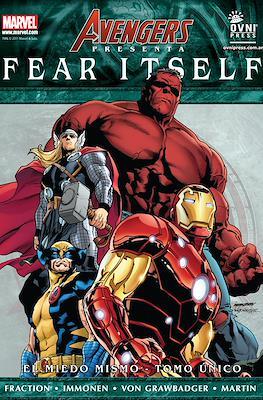 Avengers Presenta: Fear Itself - El Miedo Mismo