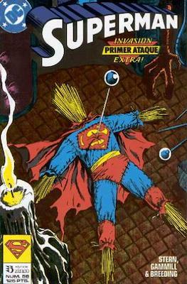 Superman: El hombre de acero / Superman Vol. 2 #56
