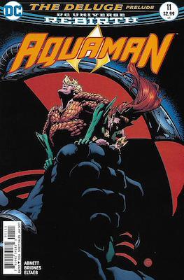 Aquaman Vol. 8 (2016-2021) #11