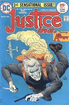 Justice inc. Vol 1 (Comic Book. 1975) #1