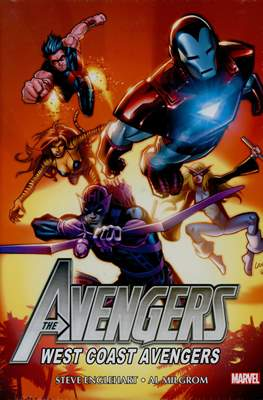 Avengers West Coast Omnibus