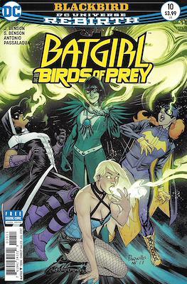 Batgirl and the Birds of Prey (2016-2018) (Grapa) #10
