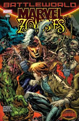 Marvel Zombies Vol. 2 (Comic-book) #4