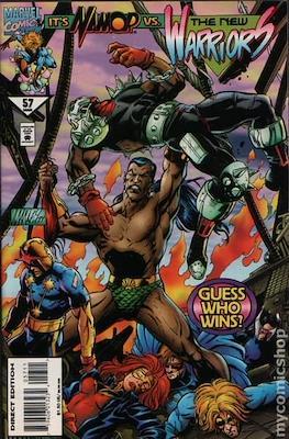 The New Warriors (Comic-Book) #57