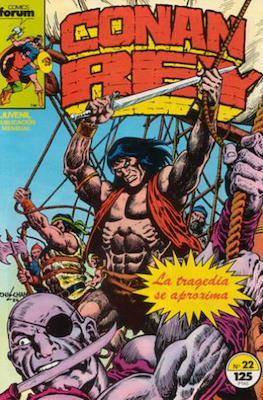 Conan Rey (Grapa. 32 páginas.) #22