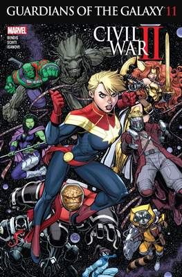 Guardians of the Galaxy Vol. 4 (2015-2017) (Digital) #11