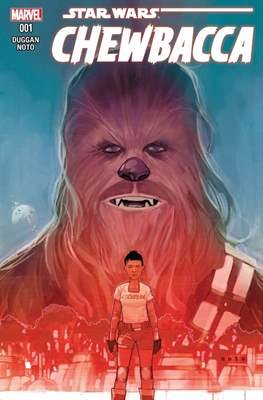 Chewbacca (Comic-book) #1