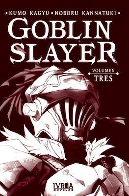 Goblin Slayer (Light Novel) Rústica con solapas #3
