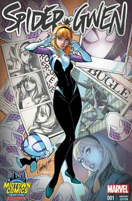 Spider-Gwen (Variant covers) #0.8
