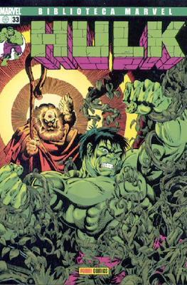 Biblioteca Marvel: Hulk (2004-2006) (Rústica 160 pp) #33