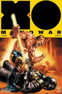 X-O Manowar Vol. 4 (2017-2019) #2