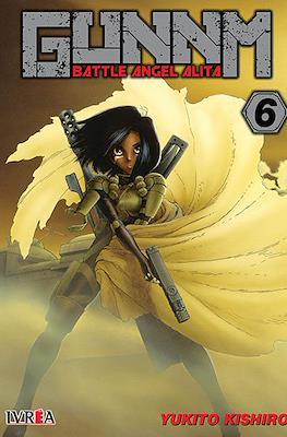 GUNNM - Battle Angel Alita (Rústica con Sobrecubierta) #6