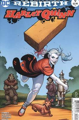 Harley Quinn Vol. 3 (2016-... Variant Cover) (Comic Book) #9