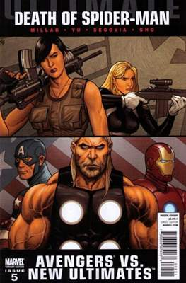 Ultimate Avengers vs. New Ultimates Vol. 1 (Variant Covers) (Comic Book) #5