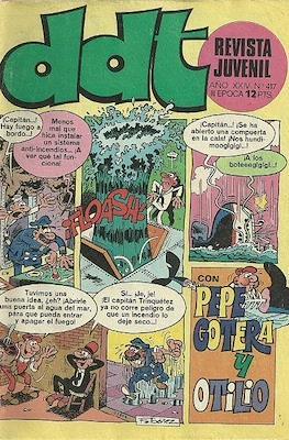 DDT (1967-1978) (Grapa) #417
