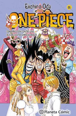One Piece (Rústica con sobrecubierta) #86