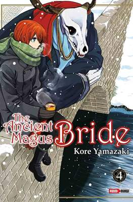 The Ancient Magus Bride (Rústica con sobrecubierta) #4
