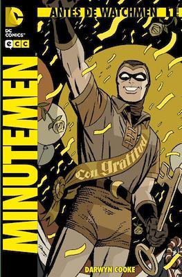 Antes de Watchmen: Minutemen (Grapa 36-32 pp) #1