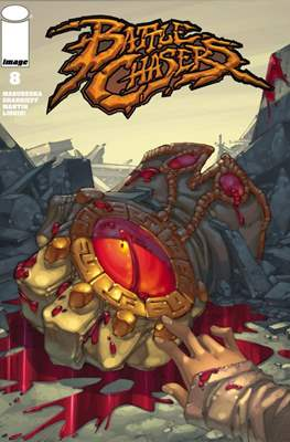 Battle Chasers (Comic-book) #8