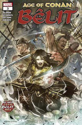 Age Of Conan: Bêlit (2019-) (Comic Book) #3