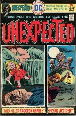 The Unexpected (Grapa) #168