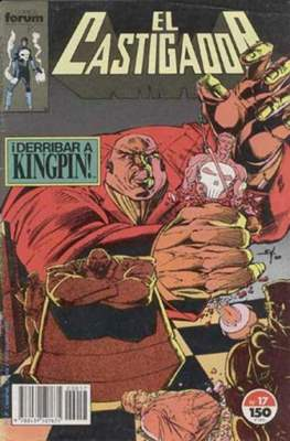 El Castigador (1988-1991) (Grapa 24 pp) #17
