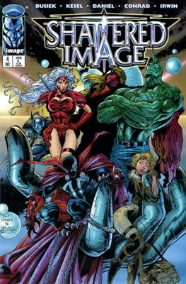 Shattered Image (Comic Book) #4
