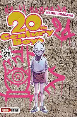 20th Century Boys (Rústica) #21