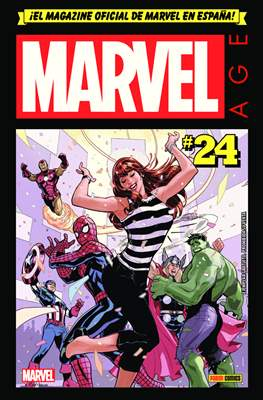 Marvel Age (2016-) (Grapa) #24