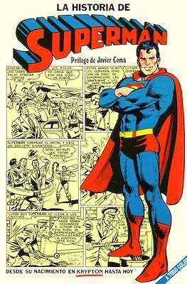 La historia de Supermán
