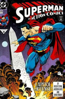 Action Comics Vol. 1 (1938-2011; 2016-) (Comic Book) #679