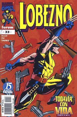 Lobezno vol. 2 (1996-2003) (Grapa) #33