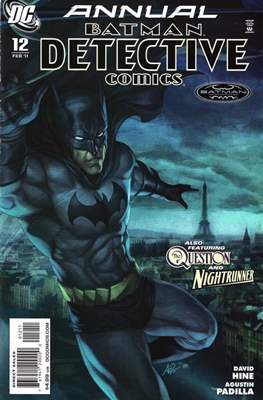Detective Comics Vol. 1 Annual (1988-2011) (Comic Book) #12