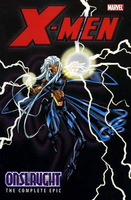 X-Men: The Complete Onslaught Epic (Trade Paper Back) #3